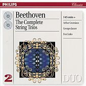 Beethoven: The Complete Strings Trios by Grumiaux Trio