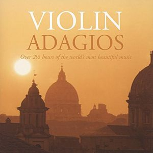 Play & Download Violin Adagios by Various Artists | Napster