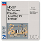 Play & Download Mozart: The Complete Piano Trios; Clarinet Trio by Various Artists | Napster