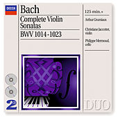Play & Download Bach, J.S.: Complete Violin Sonatas by Arthur Grumiaux | Napster