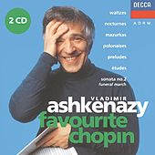 Play & Download Favorite Chopin by Vladimir Ashkenazy | Napster