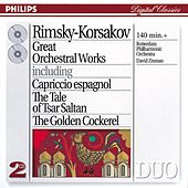 Play & Download Rimsky-Korsakov: Great Orchestral Works by Various Artists | Napster
