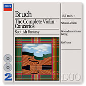 Bruch: The Complete Violin Concertos by Salvatore Accardo