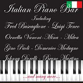 Play & Download Italian Piano Bar by Various Artists | Napster