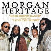 Raid Rootz Dance by Morgan Heritage