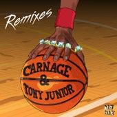 Play & Download Michael Jordan (Remixes) by Carnage | Napster