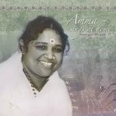 Amma Sings At Home: Amritapuri Bhajans, Vol. 15 by Amma