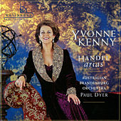 Play & Download Handel Arias by Yvonne Kenny | Napster