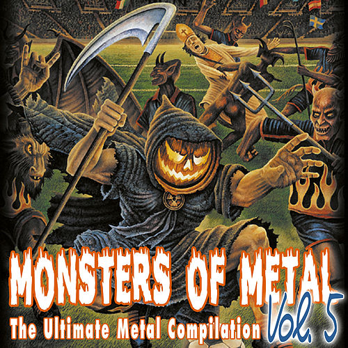 Play & Download Monsters of Metal Vol. 5 by Various Artists | Napster