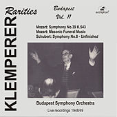 Play & Download Klemperer Rarities: Budapest, Vol. 11 (Recorded 1948-1949) by Budapest Symphony Orchestra | Napster