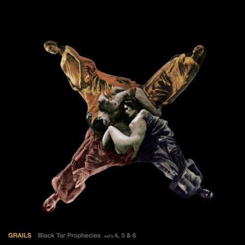 Black Tar Prophecies Vols. 4, 5, & 6 by Grails