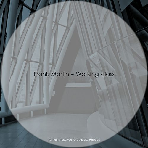 Working Class - Single by Frank Martin
