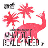 What You Really Need EP by Various Artists