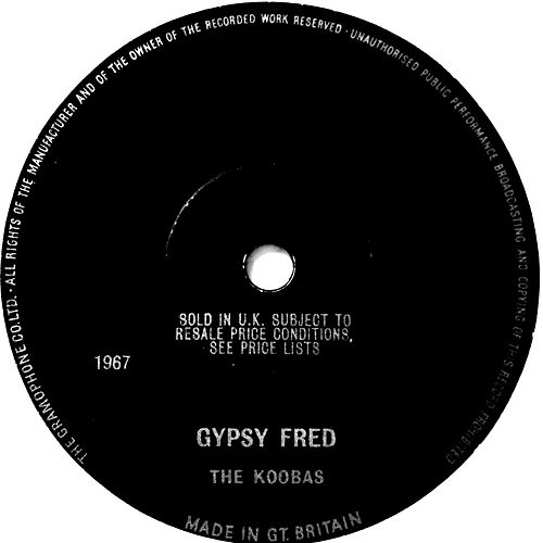 Play & Download Gypsy Fred by The Koobas | Napster
