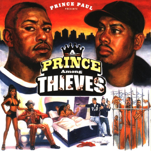Play & Download Prince Among Thieves by Prince Paul | Napster