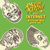 Black and Blue Point Two by Raleigh Ritchie