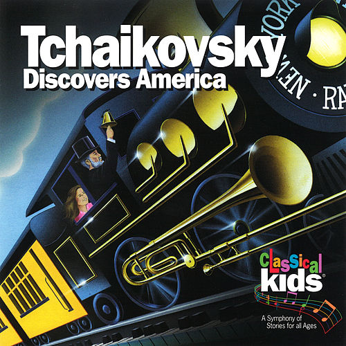 Play & Download Tchaikovsky Discovers America by Susan Hammond | Napster