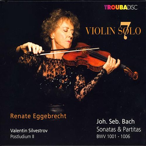 Violin Solo, Vol. 7 by Renate Eggebrecht