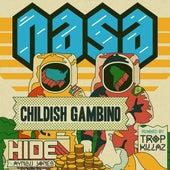 Play & Download Hide (Tropkillaz Remix) [feat. Childish Gambino & Aynzli Jones] by N.A.S.A. | Napster