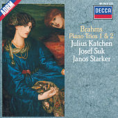 Play & Download Brahms: Piano Trios Nos.1 & 2 by Josef Suk | Napster