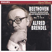 Play & Download Beethoven: Piano Sonatas, Op.2 Nos.1-3 by Alfred Brendel | Napster