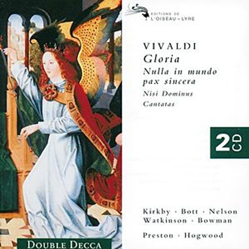 Play & Download Vivaldi: Gloria/Nisi Dominus/4 Cantatas etc. by Various Artists | Napster