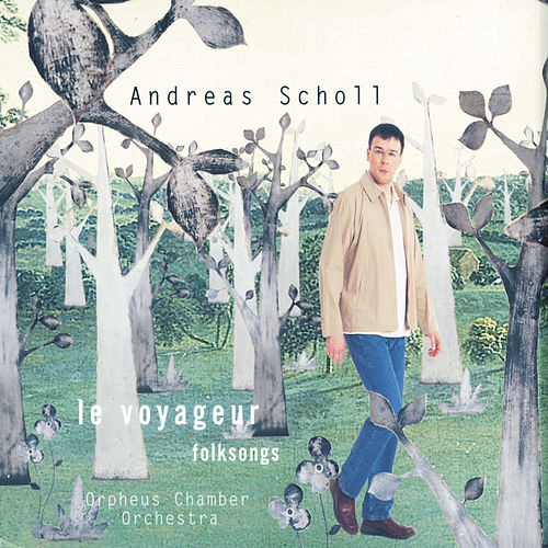 Andreas Scholl - Wayfaring Stranger - Folksongs by Andreas Scholl