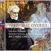 Verdi: Discoveries by Various Artists