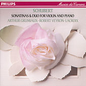Schubert: Sonatina in D; Duo in A etc. by Arthur Grumiaux