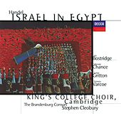 Play & Download Handel: Israel in Egypt by Various Artists | Napster