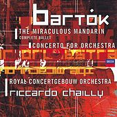 Bartók: Concerto for Orchestra; Miraculous Mandarin by Various Artists