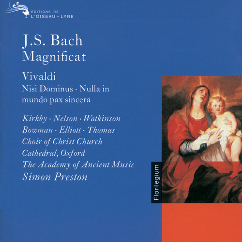 Play & Download Bach, J.S. / Vivaldi: Magnificat / Nisi Dominus / Nulla in Mundo Pax Sincera etc. by Various Artists | Napster