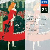 Prokofiev: Cinderella/Glazunov: The Seasons by Various Artists
