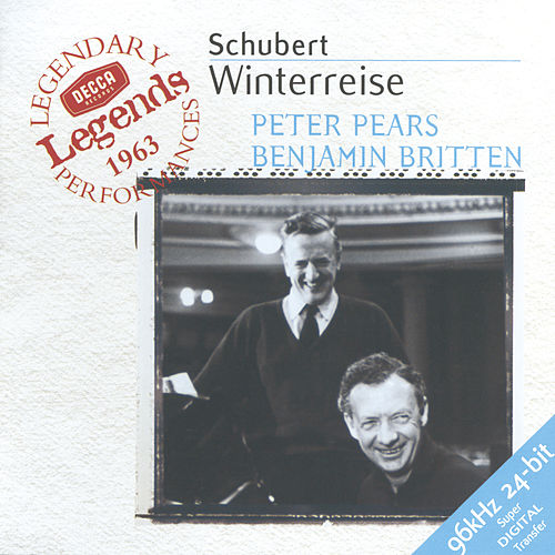 Play & Download Schubert: Winterreise by Sir Peter Pears | Napster