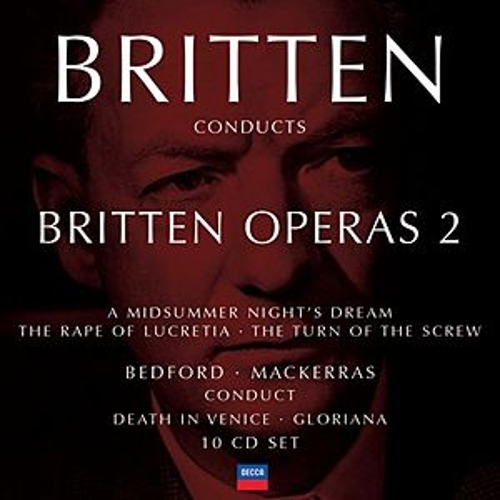 Play & Download Britten conducts Britten: Opera Vol.2 by Various Artists | Napster