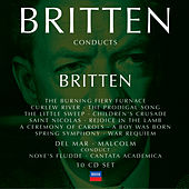 Britten Conducts Britten Vol.3 by Various Artists
