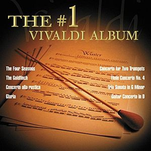Play & Download The #1 Vivaldi Album by Various Artists | Napster