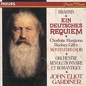 Brahms: Ein Deutsches Requiem by Various Artists