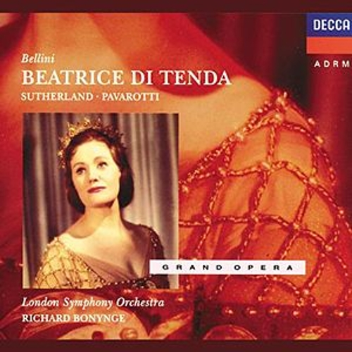 Bellini: Beatrice di Tenda by Various Artists