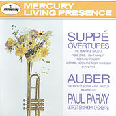 Play & Download Suppé: Overtures / Auber: The Bronze Horse, etc. by Detroit Symphony Orchestra | Napster