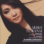 Play & Download Mendelssohn / Tchaikovsky: Violin Concertos by Akiko Suwanai | Napster