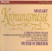 Mozart: Coronation Mass; Vesperae solennes de Confessore; Ave verum corpus by Various Artists