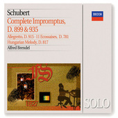 Play & Download Schubert: Complete Impromptus, D899 & D935; 11 Ecossaises, &c by Alfred Brendel | Napster