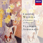Play & Download Chopin: Waltzes; 4 Scherzos; 26 Preludes by Vladimir Ashkenazy | Napster