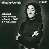 Schubert: Piano Sonatas in D major, D850 & A minor, D784 by Mitsuko Uchida