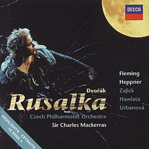 Dvorák: Rusalka - Highlights by Various Artists