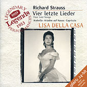 Play & Download Strauss, R.: Vier letzte Lieder by Lisa della Casa | Napster