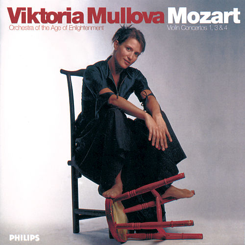 Play & Download Mozart: Violin Concertos Nos.1, 3 & 4 by Viktoria Mullova | Napster