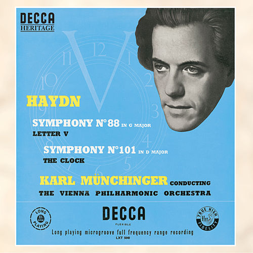 Play & Download Haydn: Symphonies Nos.88 & 101 by Wiener Philharmoniker | Napster