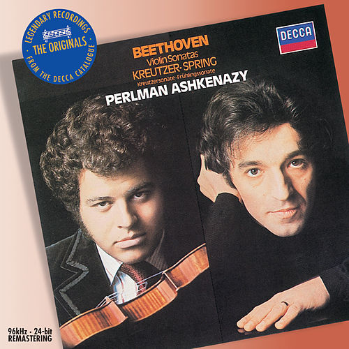 Play & Download Beethoven: Violin Sonatas Nos.5 & 9 by Itzhak Perlman | Napster